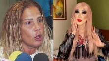 """""""¿Tú crees que ella no se ve en el espejo…?"""" Niurka Marcos explota contra Lyn May por recomendar el botox a sus seguidores"""