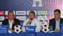 """'Bolillo' Gómez: """"Mi sueño es llevar a Honduras a un Mundial"""""""