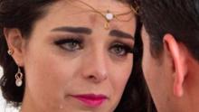 Entre lágrimas, Violeta Isfel habla del tratamiento de fertilidad al que se ha sometido