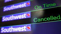 Cancelaciones y retrasos de vuelos de Southwest: esta es la situación de cientos de pasajeros en Dallas