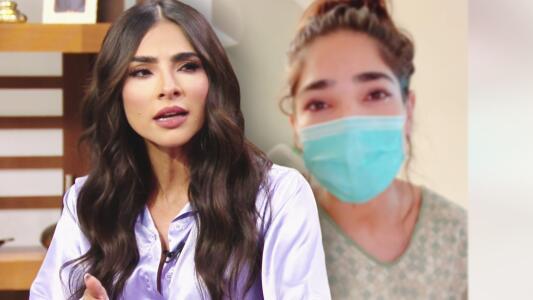 """""""Fue muy cruel conmigo"""": Alejandra Espinoza recuerda el trato que recibió del doctor que la atendió"""