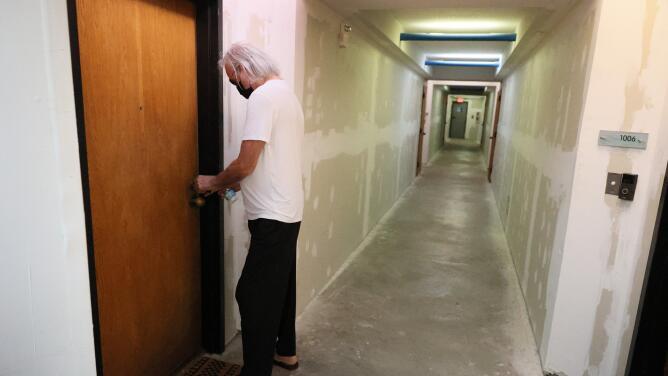 ¿Qué opciones legales tiene una familia que es desalojada de un edificio considerado inseguro?