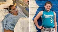 Niña de 11 años lucha contra el coronavirus en cuidados intensivos de hospital en Houston