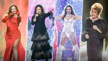 En fotos: Así se vivió la noche de Latin GRAMMY Celebra Ellas y su Música