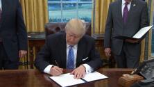 En un minuto: Donald Trump estudia volver al Tratado Transpacífico del que se salió