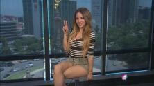 La sensual Jimena Sanchez nos habla de los equipos favoritos para el mundial de baloncesto