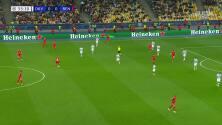 Resumen del partido Dynamo Kyiv vs Benfica