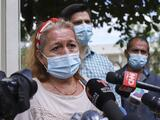 La madre de Victoria Salazar pide a Biden que le dé asilo a sus nietas en EEUU