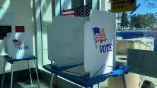 Así se desarrolla la votación de la elección revocatoria en Redwood City