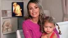 """""""El cuadro perfecto"""": Carolina Sarassa nos habla de la felicidad que siente su esposo porque crece su familia"""