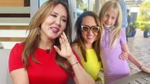"""Tanya Charry revela cómo en su búsqueda de ser mamá llegó Zoe a su vida: """"Soy su bonus mom"""""""