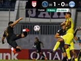 Resumen | Motagua se impone 1-0 a Universitario y avanza a cuartos de final