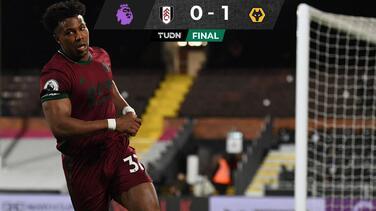 Wolverhampton vence al Fulham con gol agónico