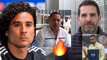 'Memo' Ochoa y otros futbolistas tienen un controversial negocio: son accionistas en gasolineras