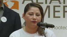 Inmigrantes piden un alto a las deportaciones