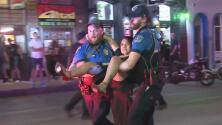 Dos adolescentes de 15 y 17 años son los sospechosos del tiroteo en la calle Sexta en Austin
