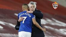 Ancelotti llamó a Richarlison en busca de ficharlo con el Real Madrid