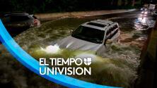 Caos en las carreteras de El Bronx afectadas por las inundaciones: decenas de autos quedaron abandonados