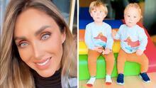 Anahí tiene la rutina de ejercicio más adorable gracias a su hijo Emiliano: mira el video