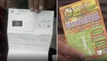 """""""Gracias Univision"""": finalmente indocumentado cobra premio de lotería en California"""