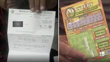 """""""Gracias Univision por ayudarme"""": indocumentado en California logra finalmente cobrar su premio de la lotería"""