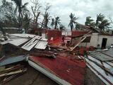 Iota causa al menos 10 muertos, miles de damnificados, grandes inundaciones y destrozos a su paso por Centroamérica