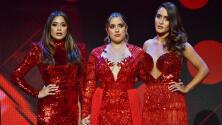 Melissa Alemán, Jaky Magaña y Mía Dio fueron las finalistas que menos votos recibieron del público