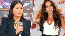 Ana Gabriel ya le ofreció ayuda para cantar, pero Inés Gómez Mont pide más recomendaciones