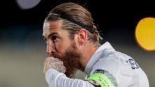 ¡Fail! Revela PSG por error fichaje y número de Sergio Ramos