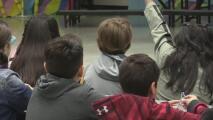 La Patrulla Fronteriza busca educar a los menores para que no se involucren con el crimen organizado