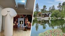 La Biblioteca Huntington y los jardines desconocidos de California