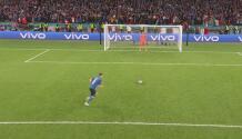 ¡Drama total! Los penales con los que Italia echó a España y llega a la Final