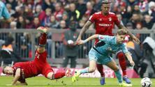 Bayern Munich 1 – 1 Freiburg – Goles y Resumen completo
