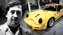 Un carro deportivo que perteneció a Pablo Escobar a la venta por 2.2 millones de dólares