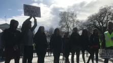Jóvenes caminaron de Nueva York a Washington durante 15 días para exigir un 'Dream Act'