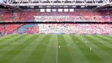 Resumen del partido Gales vs Dinamarca