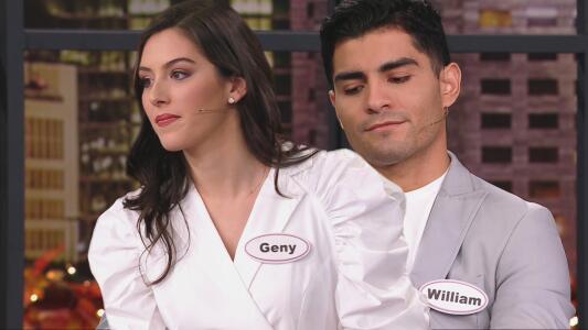 Geny y William no encontraron la luz para su amor y terminaron por decirse adiós por estas razones