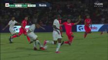 ¡Se salva Cruz Azul! Andrés Gudiño le niega el gol a Intriago