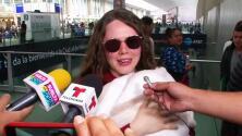 Joy Huerta ya puede viajar con su hija Noah tras denunciar discriminación en México al tramitarle el pasaporte