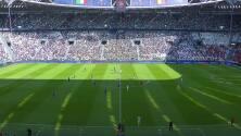Resumen del partido Italia vs Bélgica