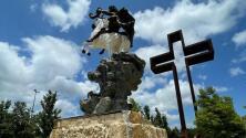 El Jardín de Oración de Esculturas: un espacio espiritual único en Texas