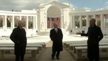 En video: Clinton, Bush y Obama graban un emotivo mensaje para el nuevo presidente con un llamado a la unión