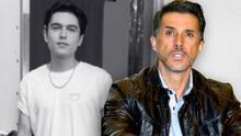 Sergio Mayer habla de los motivos que lo distanciaron del hijo que tuvo con Bárbara Mori