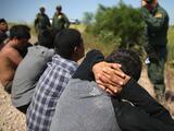 Arrestos fronterizos en año fiscal 2021 rompen todos los récords