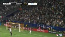 'Jugadón' de Cristian Pavón termina con el cuarto del Galaxy, gracias a Uriel Antuna