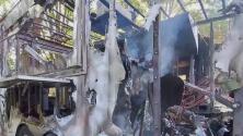 Hispano pierde casa y camión de tacos en Winston-Salem