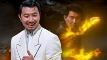 Simu Liu, el nuevo héroe de Marvel, consiguió el papel más importante de su carrera por una broma