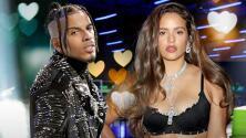Rauw Alejandro y Rosalía: ¿son ciertos los rumores de un supuesto romance?