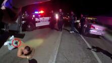 Policía de Bakersfield revela imágenes de evento con arma de fuego con uno de sus oficiales