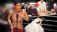 Momentos de los Premios Oscar que pasaron a la historia: caídas, bromas y mucho más